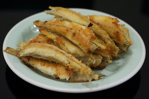 Pan-Fried Smelts Recipe : Alton Brown : Recipes : Food Network
